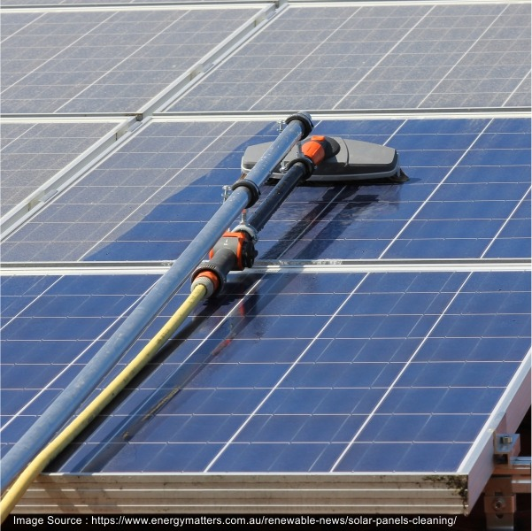 Solar Panel Cleaning cover image