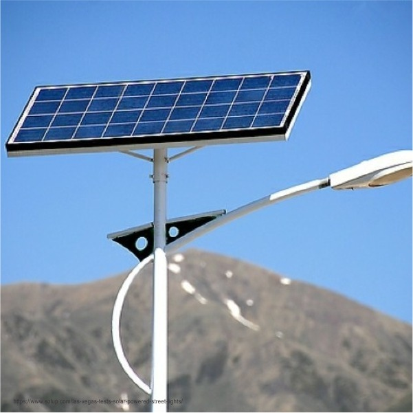 power future with solar
