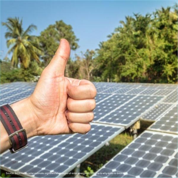 benefits of solar installation