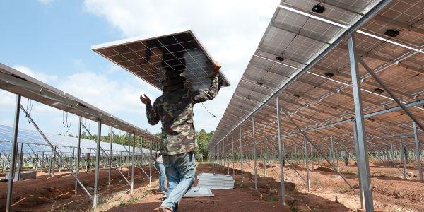 Solar power installation by ABS renewpower