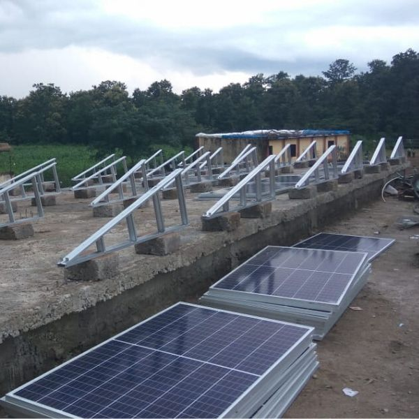 Structural information requirement before solar installation